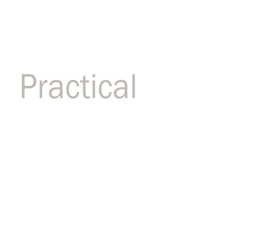 PRACTICAL LEGAL SOLUTIONS Our team strives to minimize conflict while providing the attention to detail and quality legal services they deserve