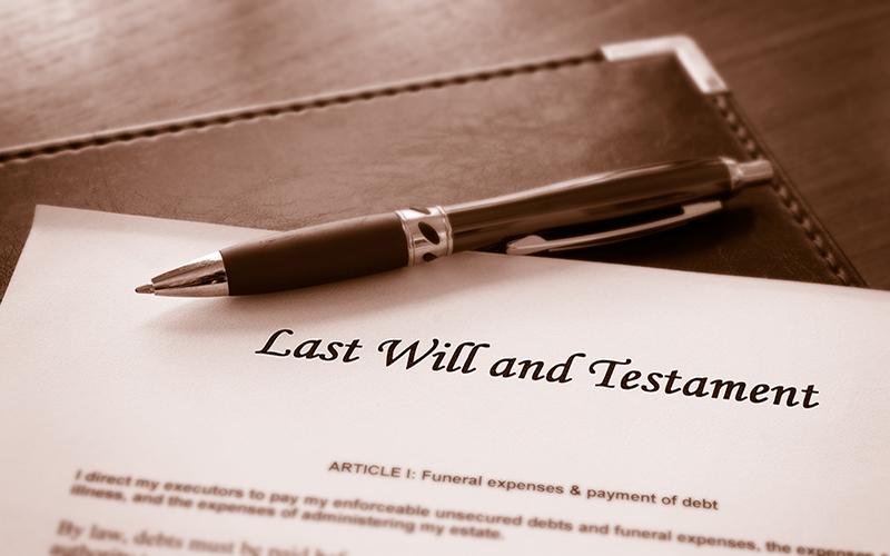Probate & Estate Planning Law